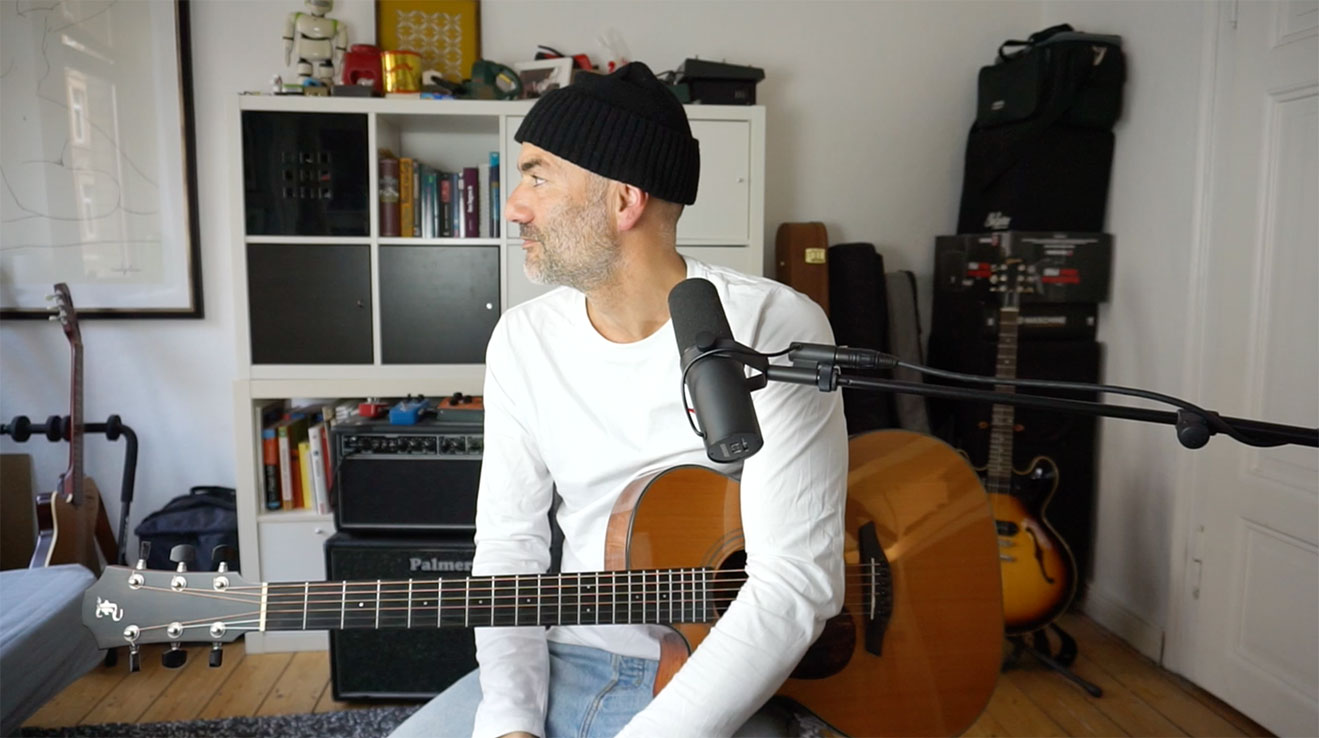 Englishman in New York – Gitarrenlektion Kostenlos